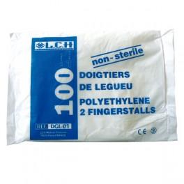 Doigtiers 2 doigts type Legueu non stérile
