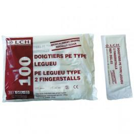 Doigtiers 2 doigts type Legueu stérile