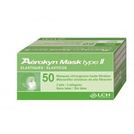 aerokyn masque chirurgical